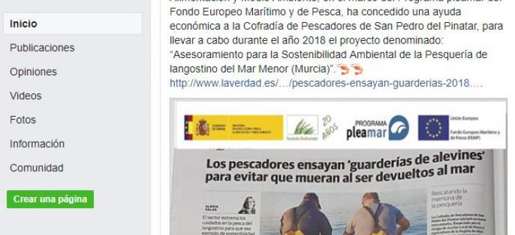 Asesoramiento para la Sostenibilidad Ambiental de la Pesquería de langostino del Mar Menor (Murcia)