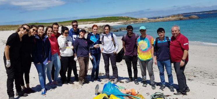 Red para la conservación de los ecosistemas marinos en el PNMTIAG