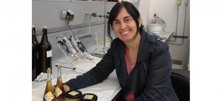 Ana María Roldán - Proyecto NOVELFISH
