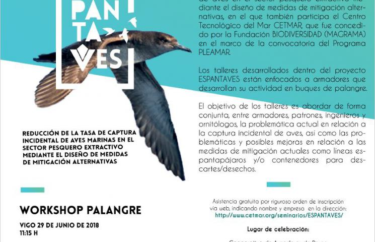 Workshop Espantaves Plangre