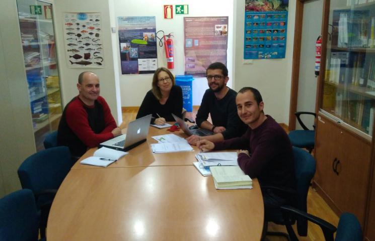 Departamento de Ciencias del Mar y Biología Aplicada. Universidad de Alicante