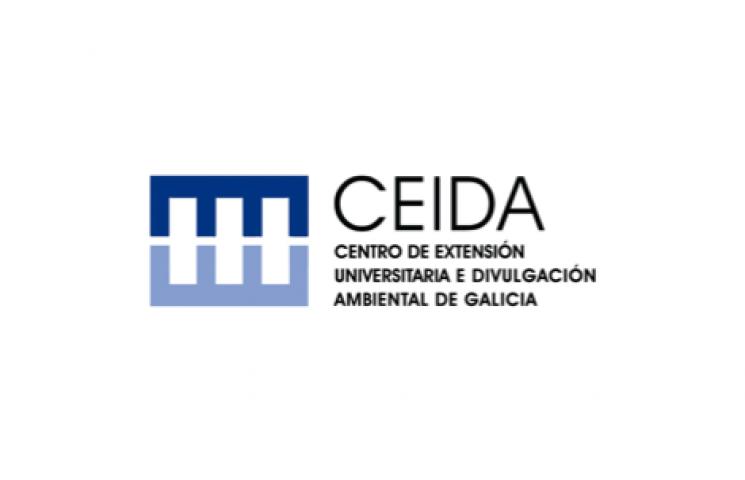 logotipo centro de extensión universitaria y divulgación ambiental de Galicia