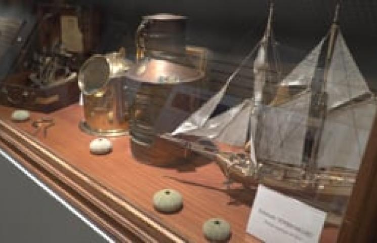 """Inauguración en el MNCN  exposición """"Reservas marinas y pesca artesanal. Historia, cultura,tradición y sostenibilidad"""""""