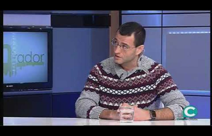 """Entrevista al investigador principal del proyecto ACUINTEG, José Antonio López. Programa de Onda Cádiz TV """"El mirador"""""""