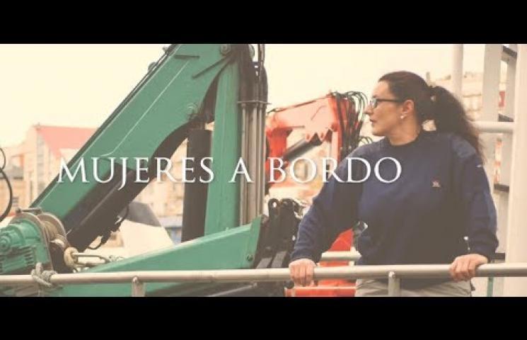 REDMAR II Mujeres a Bordo. Embarque II
