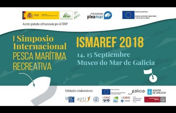 Vídeo del I Congreso Internacional de Pesca Marítima Recreativa