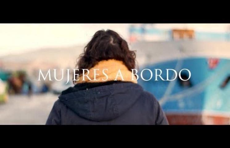 REDMAR II Mujeres a Bordo. Embarque I